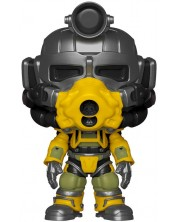 Figurina Funko Pop! Games: Fallout 76 - Excavator Power Armor, #482