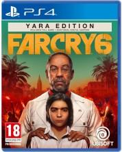 Far Cry 6 Yara Edition (PS4) -1