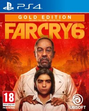 Far Cry 6 Gold Edition (PS4) -1