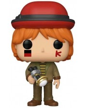 Figurina Funko POP! Movies: Harry Potter - Ron Weasley at World Cup (Limited Edition) #121