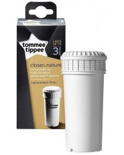 Filtru Tommee Tippee - Pentru aparat electric de preparare a laptelui praf -1