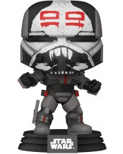 Figurina Funko POP! Movies: Star Wars - Wrecker #413