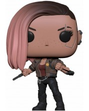 Figurina Funko Pop! Games: Cyberpunk 2077 - V-Female