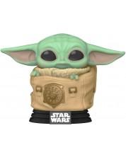 Figurina Funko POP! Star Wars: The Mandalorian - Child with Bag # 405