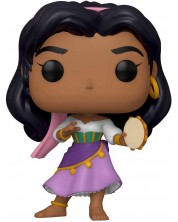 Figurina Funko Pop! Disney: The Hunchback of Notre Dame - Esmeralda, #635