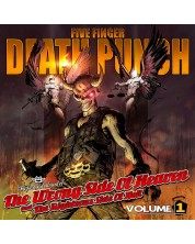 Five Finger Death Punch - the Wrong Side of Heaven and (Vinyl)
