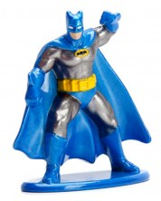Figurina Metals Die Cast DC Comics: DC Heroes - Batman (Blue Suit) (DC40)