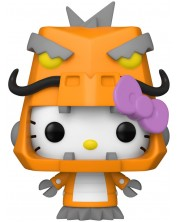Figurina Funko POP! Sanrio: Hello Kitty - Mecha Kaiju #44