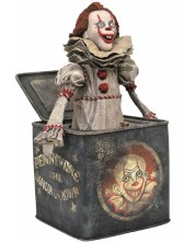Figurina Diamond Select IT 2 - Pennywise, 23 cm