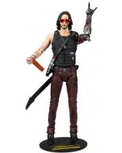 Figurina de actiune McFarlane Cyberpunk 2077 - Johnny Silverhand, 18 cm