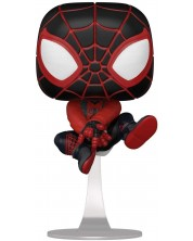 Figurina Funko POP! Marvel: Spider-man - Miles Morales (Bodega Cat Suit) #767