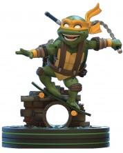 Figurina Q-Fig Teenage Mutant Ninja Turtles - Michelangelo, 13 cm
