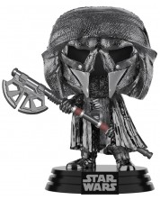 Figurina Funko POP! Star-Wars: Knight of Ren - Long Axe (Chrome) #325