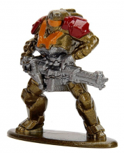 Figurina Metals Die Cast Games: Halo - Jorge-052 (MS7)
