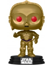 Figurina Funko Pop! Star Wars: Rise of Skywalker - C-3PO (Bobble-Head), #360