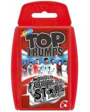 Joc cu carti Top Trumps - World Football Stars