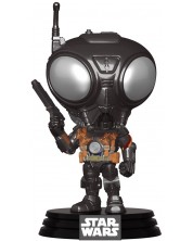 Figurina Funko Pop! Star Wars: The Mandalorian - Q9-Zero