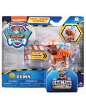 Figurina Spin Master Paw Patrol - Ultimate Rescue, Zuma
