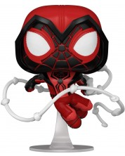 Figurina Funko POP! Marvel: Spider-man - Miles Morales (Crimson Cowl Suit) #770