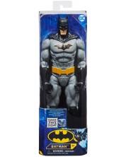 Figurina Spin Master Deluxe - Batman gri