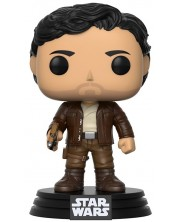 Figurina Funko Pop! Star Wars - TLJ Poe Dameron, #192