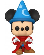 Figurina Funko POP! Disney: Fantasia 80th - Sorcerer Mickey #990