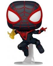 Figurina Funko POP! Marvel: Spider-man - Miles Morales (Classic Suit)