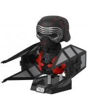 Figurina Funko Pop! Deluxe: Star Wars Ep 9 - Supreme Leader Kylo Ren, #321