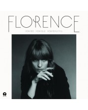 Florence + the Machine - How Big, How Blue, How Beautiful (CD)