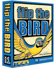 Joc ded societate Flip the Bird - party, de familie