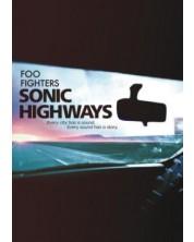 Foo Fighters - Sonic Highways (Blu-ray)