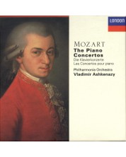 Fou Ts'ong - Mozart: the Piano Concertos (CD Box)