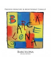Freddie Mercury and Montserrat Caballe - Barcelona, Special Edition (CD)