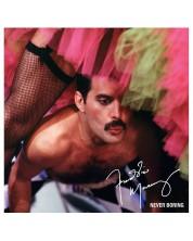 Freddie Mercury - Never Boring (CD)