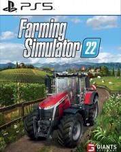Farming Simulator 22 (PS5) -1