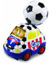 Jucarie pentru copii Vtech - Masina de fotbal, cu lumina si sunet -1
