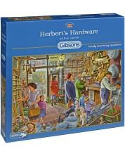 Puzzle Gibsons de 1000 piese – Fieraria lui Herbert, Steve Crispy