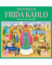 Puzzle Galison de 1000 piese - World of Frida Kahlo