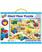Puzzle de podea Galt – Utilaje pentru constructii