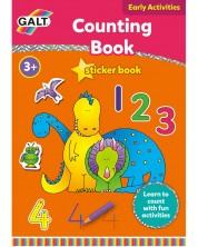 Carte pentru copii Galt Early Activities - Sa invatam sa numaram -1