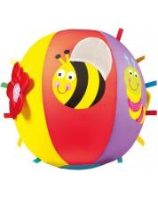 Jucarie pentru bebelusi Galt - Minge interactiva -1