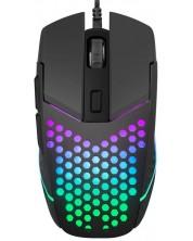 Mouse gaming  Fury - Battler, optic, negru