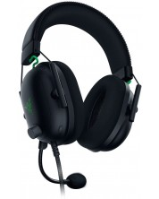 Casti gaming Razer - Blackshark V2, USB Mic Enhancer, negre
