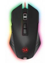 Mouse gaming Redragon - Dagger2 M715, optic, RGB, negru
