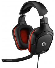 Casti gaming Logitech G332 - negre