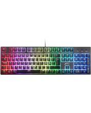 Tastatura gaming  Xtrfy - K3, RGB, neagra
