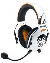 Casti gaming Razer - BlackShark V2 Pro Six Siege Special Ed., albe -1