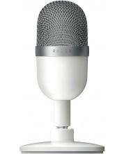 Microfon gaming Razer - Seiren Mini, alb