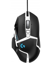 Mouse gaming Logitech - G502 Hero Special Edition, negru