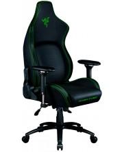 Scaun gaming Razer - Iskur, negru/verde
